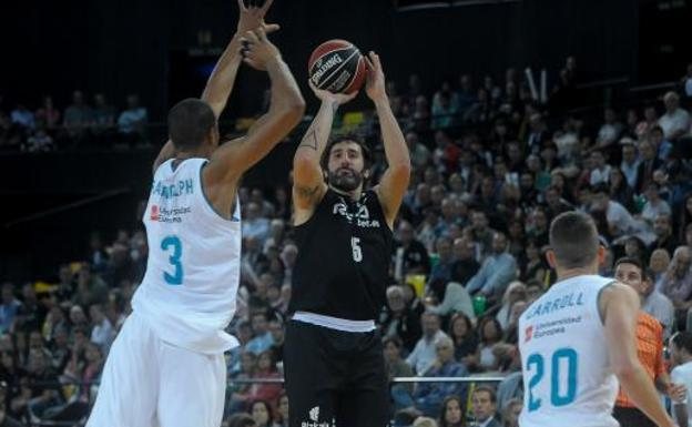 Sigue en directo el Bilbao Basket - Real Madrid.