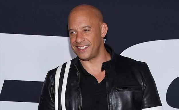 Vin Diesel será actor y productor. / R. C.