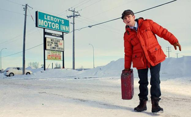 Martin Freeman, en la primera temporada de 'Fargo'