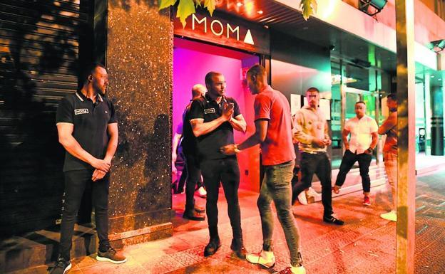 La discoteca moma reabre con un despliegue de seguridad - Discoteca in casa ...
