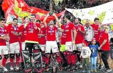 El Benfica es un club de referencia internacional de hockey.