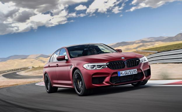 BMW M5 First Edition, desde 158.845 euros