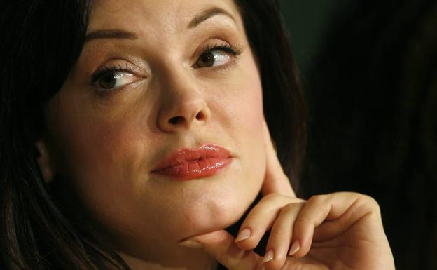 Rose McGowan. /Reuters
