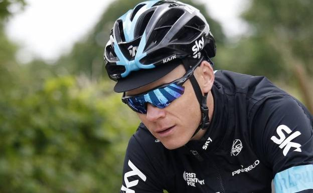Chris Froome./EFE