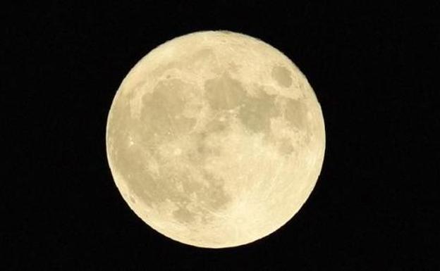 Luna llena de marzo 2018 calendario lunar el correo for Que fase lunar hay hoy