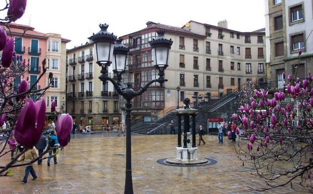 Plaza Unamuno.