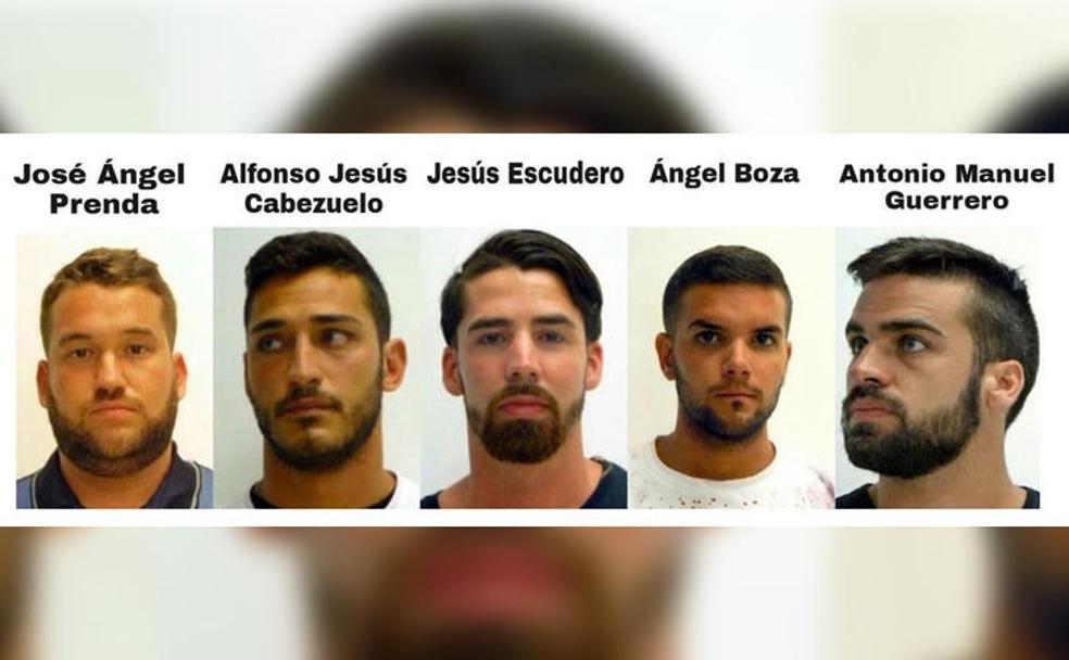 Los Miembros De La Manada Condenados A  Anos Por Abuso Y No Por Agresionual