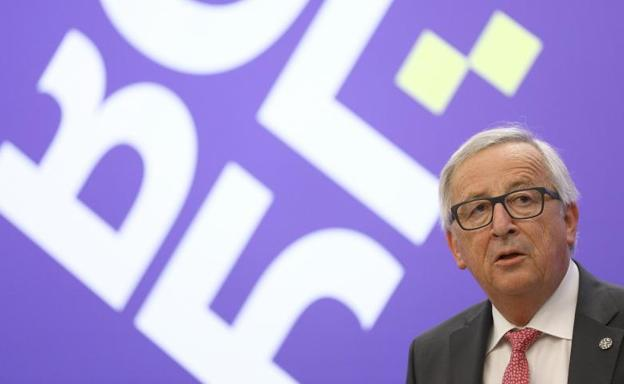 Jean-Claude Juncker./Reuters