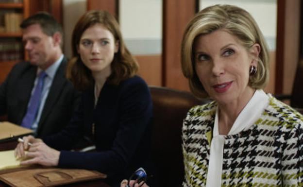 'The Good Fight'/