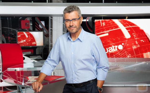 Miguel Ángel Oliver, de las noticias de Cuatro a La Moncloa