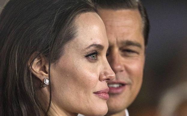 Angelina Jolie podría perder las custodia de sus hijos