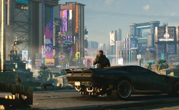 Cyberpunk 2077 /CD Projekt RED