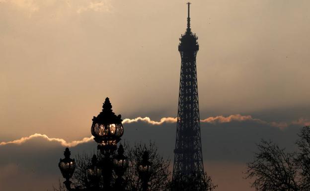 La Torre Eiffel, cerrada por segundo día consecutivo por huelga