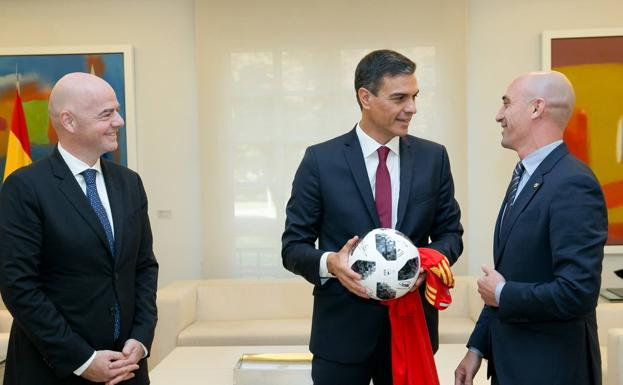 España, candidata a organizar el Mundial de 2030 o la Eurocopa 2028