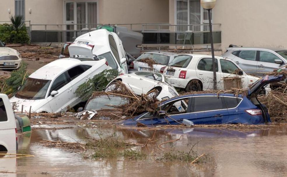 España: 5 muertos y varios desaparecidos por inundaciones en Mallorca