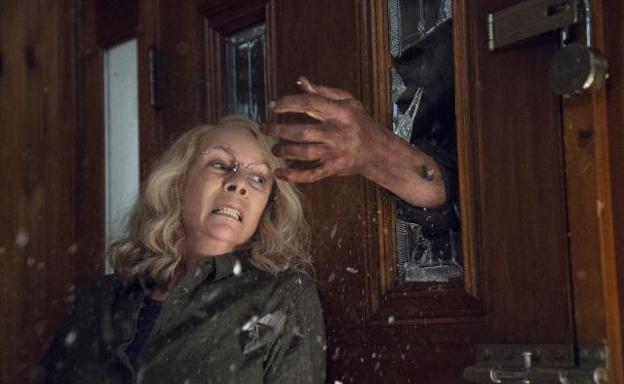 Halloween hace temblar la taquilla con el segundo mejor estreno de octubre