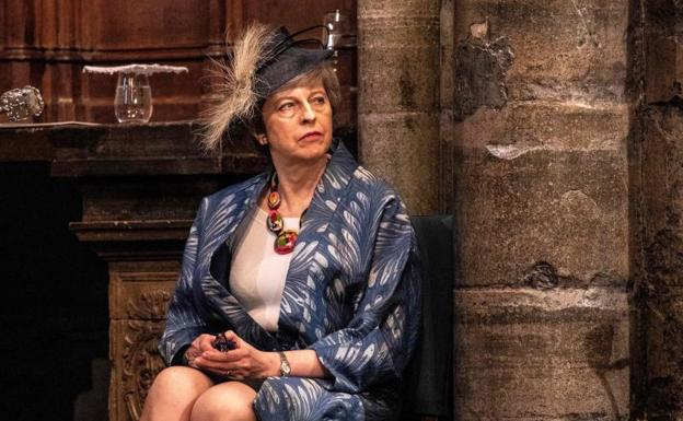 Duro revés para Theresa May: rechazaron el Brexit por segunda vez