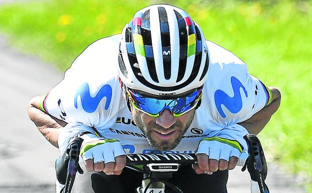 Alejandro Valverde renuncia a correr el Giro