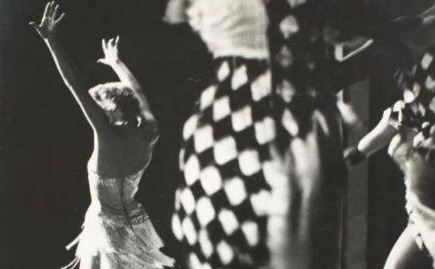 'Women dancing (Paris)', (c.1956)