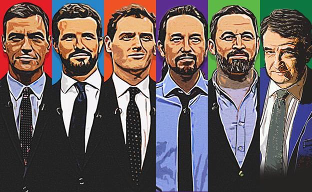 Los socialistas ganan, pero la derecha suma más diputados — Elecciones en España