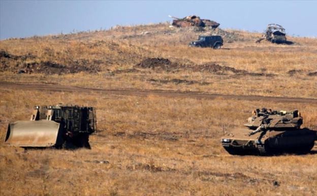 ▷ Defensas sirias enfrentan