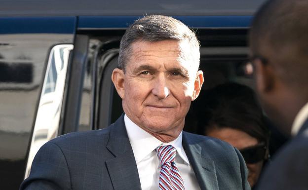 EEUU retira los cargos criminales contra Michael Flynn, exasesor de Trump
