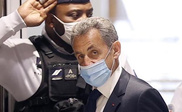 Histórico fallo: Sarkozy, expresidente de Francia, fue condenado a prisión