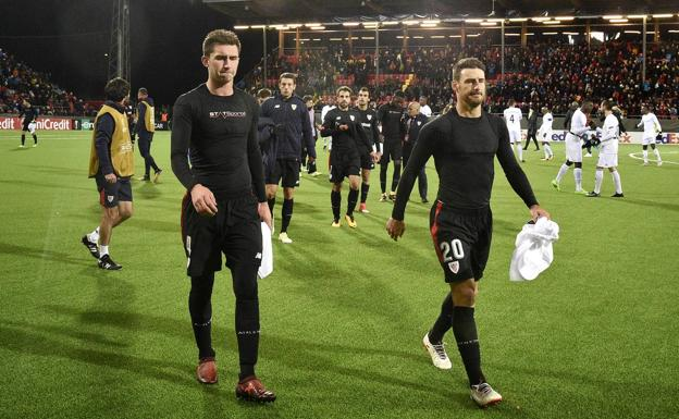 Foto del partido Ostersunds - Athletic./