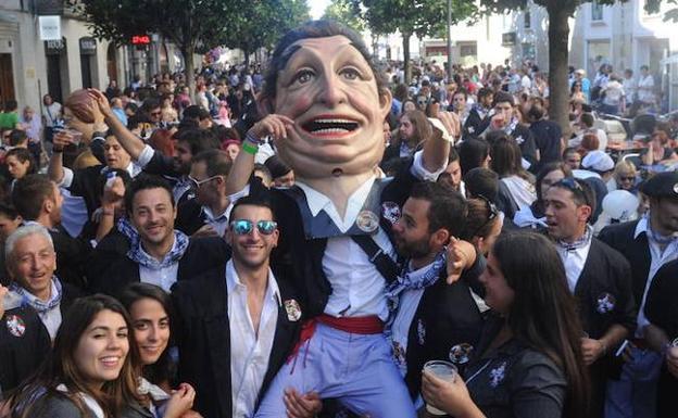 Por Qué Santiago Es Fiesta En Vitoria El Correo