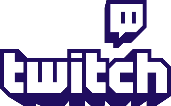 Logotipo de Twitch. /Archivo