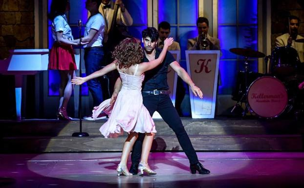 Casi 23.000 personas han visto el musical 'Dirty Dancing'.