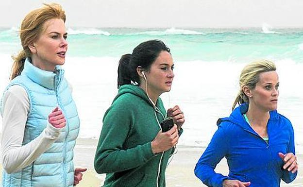 'Big Little Lies', favorita a los Globos de Oro