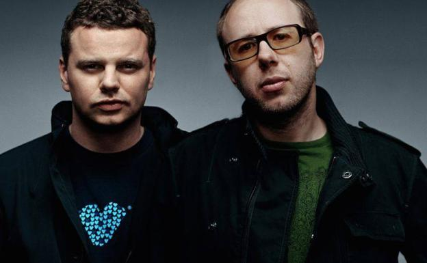 The Chemical Brothers./