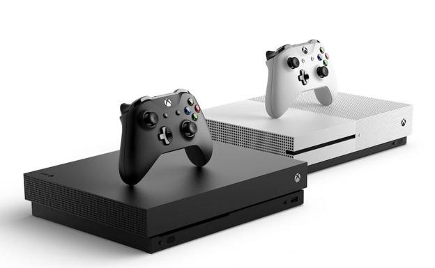 Xbox One S Vs Xbox One X Cual Comprar En 2018 El Correo