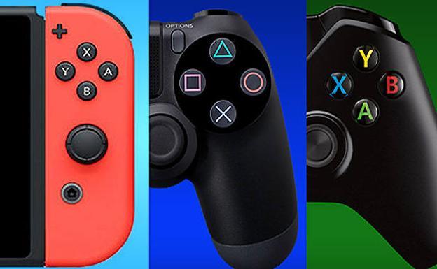 Ps4 Vs Xbox One Vs Nintendo Switch Cual Comprar En 2018 El Correo