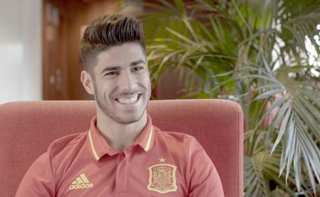 Marco Asensio./