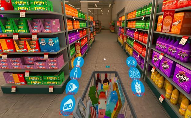 walmart patenta el primer supermercado en realidad virtual el correo