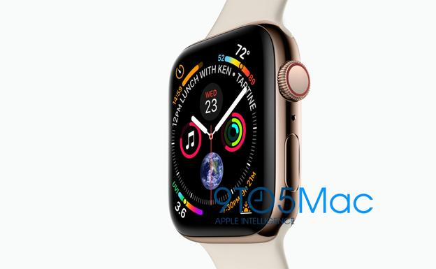 Apple Watch Series 4 /9to5Mac