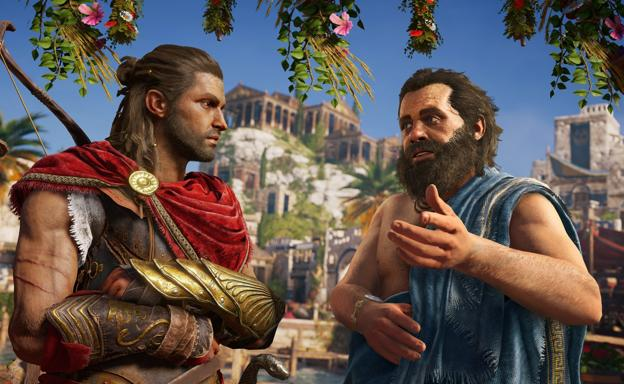 Assassin's Creed Odyssey /Ubisoft
