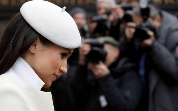 La duquesa de Sussex, Meghan Markle. /EC
