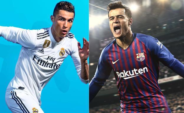 Fifa 19 Vs Pes 2019 Cual Es El Mejor Juego De Futbol El Correo
