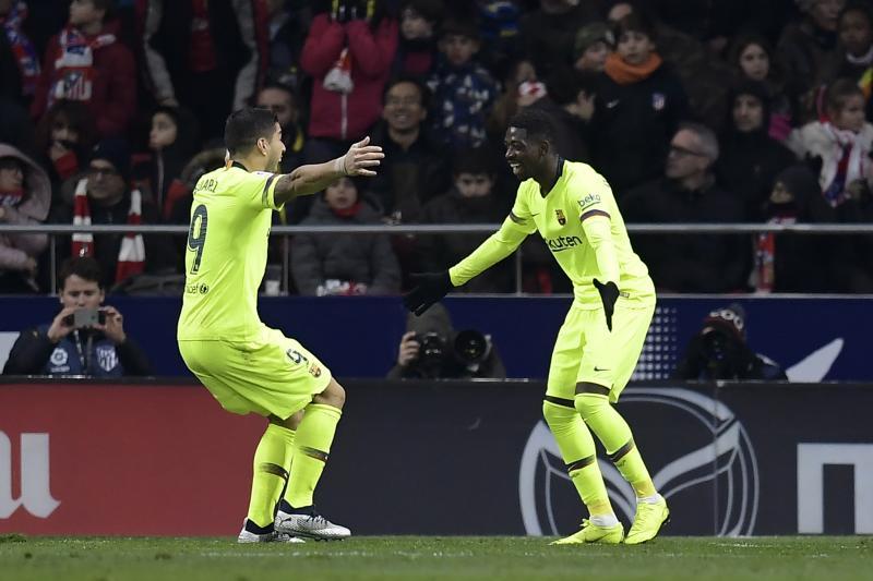 DembéléLa MásEl Lesionados Barça Correo Con Un Cara Dos En uJT3lFK1c