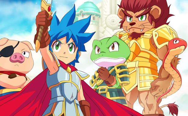 Monster Boy and the Cursed Kingdom/FDG Entertainment