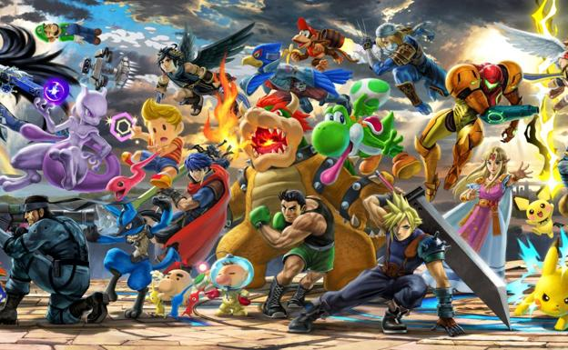 Super Smash Bros. Ultimate /Nintendo