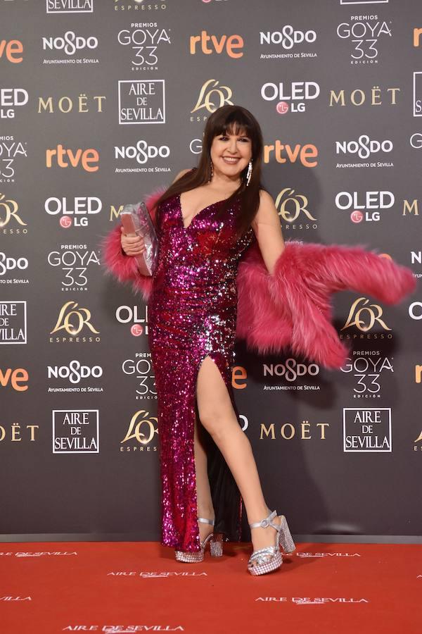 Peores 2019El FotosLas Correo Goya Los Premios Vestidas De QhstrdC