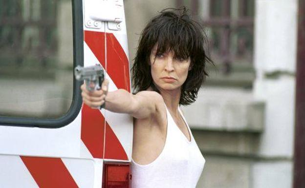Anne Parillaud en 'Nikita'.