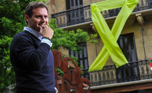 Albert Rivera./EP