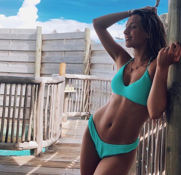 94e7794e9ce2 Los bikinis asequibles de las famosas para triunfar en la costa ...