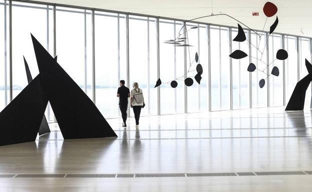 Calder íntimo y monumental