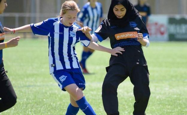 Donosti Cup Calendario Partidos.Un Equipo Palestino Femenino Disputara La Donosti Cup Con La